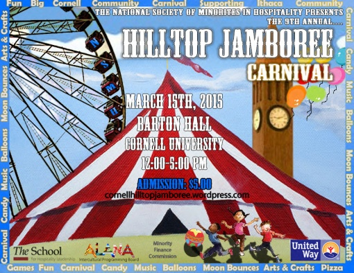 Hilltop Jamboree 2015 General Flyer