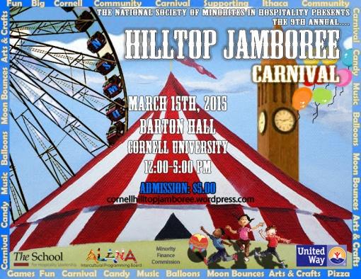 Hilltop Jamboree 2015 General Flyer